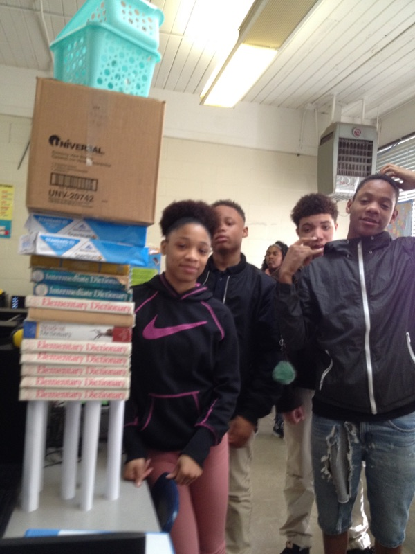 Upces Journey To Careers Class Completes 25 Sheets Of Paper Challenge